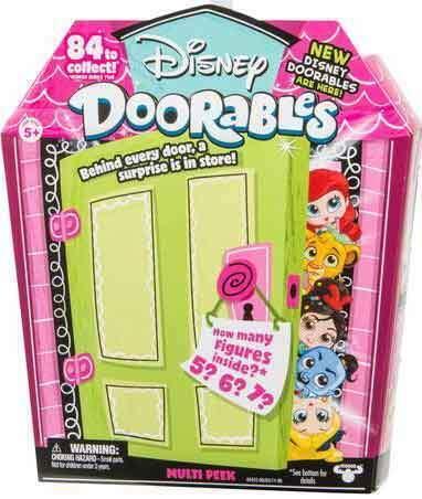 Disney Doorables Multi Peek pack mystery pack (5,6, or 7 figures) Series 2