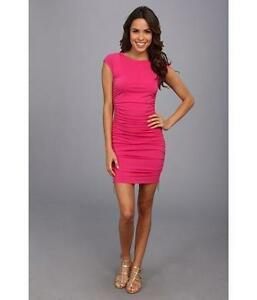 NEW Michael Kors hot pink dresses - with tag - size small