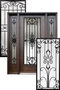 Custom Door Inserts - Spring Special