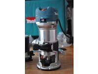 FOR SALE Makita RT0700CX2 Router / Trimmer 240V NEARLY NEW