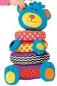 Discovery Toys Teddy Tower