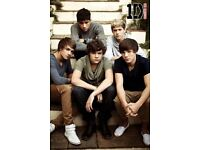 One Direction Poster 91.5cm x 61cm