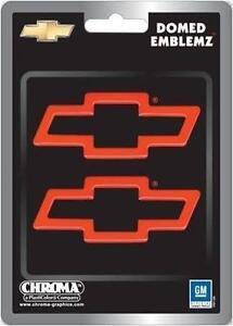 Chevy Bowtie Emblem EBay - Chevy silverado bowtie decal