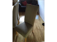 Free Dining Chairs!!