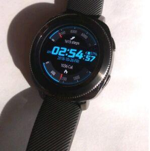 Samsung GEAR SPORT Smart Watch 44mm/ gear s3 sport/GPS navigatio