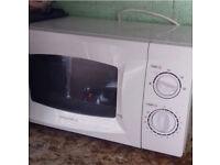 Daevoo Microwave