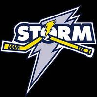 Grande Prairie Storm are looking for a 50/50 Leader