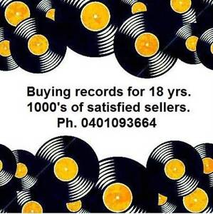 Wanted. We buy vinyl records. Always buying Top $ for collections
