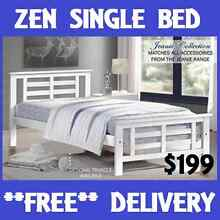 Single Bed - BRAND NEW Hardwood Timber Bed - DELIVERED FREE!! New Farm Brisbane North East Preview