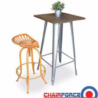 Tractor stools - great for cafe and home Springvale Greater Dandenong Preview