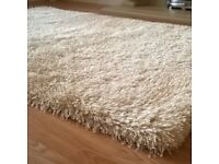 6x4 thick pile rugs with sparkle effect £60 each