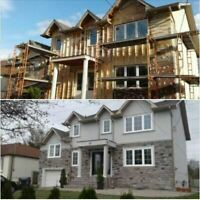 Commercial/Residential Renovations; Retail Unit, Cottages, Homes