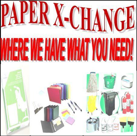 PAPER X-CHANGE