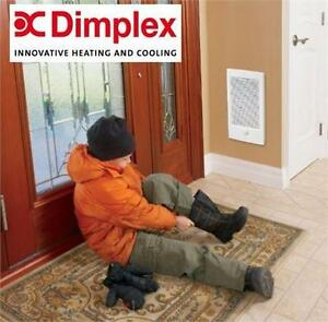 NEW DIMPLEX FAN FORCED WALL HEATER 1500W 120V, White HOME IMPROVEMENTS HEATING  91421471