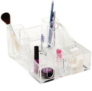 Brand New Caboodles Train Case and Clear Cosmetic Counter Tray London Ontario image 3