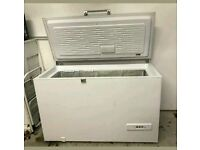 Hotpoint large chest freezer 300 litre