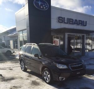 2017 Subaru Forester XT 2.0 with tow hitch