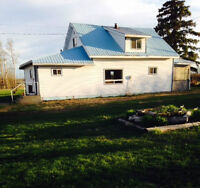 Acreage in Valleyview, AB Great for Horses