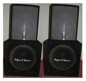 Classic Line Proffessional Speakers set 1000 watt