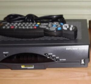 Videotron (Scientific Atlanta) HD Receiver Explorer 4250HD