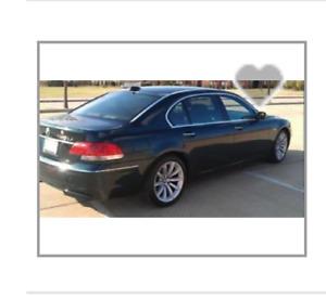 2007 BMW 7-Series 750Li Sedan
