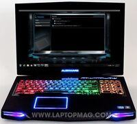 Alienware M17x R4 (upgradé)