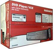 DVD VCR Combo New