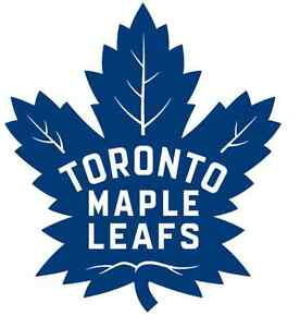 2 Tickets Maple Leafs vs Tampa (Tues Oct 25) - Less Face Value