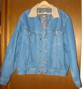 StormRider by Mustang Lined Jean Jacket