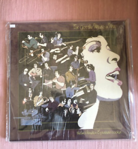 I've Got the Music in Me - Direct Disc - Sealed