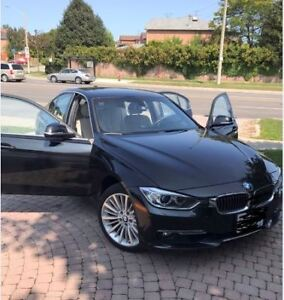 2015 BMW 3-Series 328 XDrive Sedan