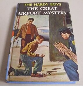 The hardy boys - #9 - The Great Airport Mystery