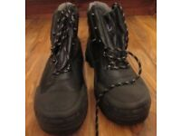 New Size 10 Eur 44 Endura Mens Safety Boots Steel Toe Cap & Midsole Offshore Work Footwear