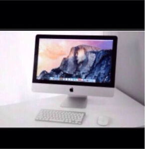 iMac 21.5 inch late 2013 a1418 * PERFECT Condition