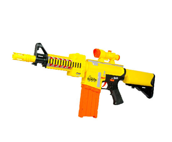 It's no secret that the Nerf Demolisher is the most un-loved member of the  semi-auto flywheel blaster family. But what's not to love?