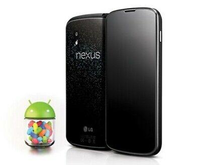 LG Nexus 4 E960 Display 4.7'' True HD IPS Plus Smartphone Android + COVER TPU (Android Nexus 4)