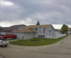 ** WHITECOURT HOUSE FOR RENT **
