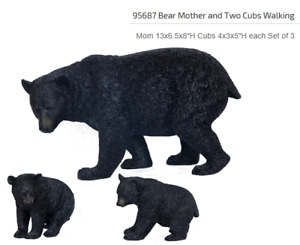 Bear - Mother with 2 cubs