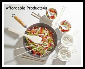 wok set (new)