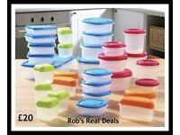 Food Storage Set !
