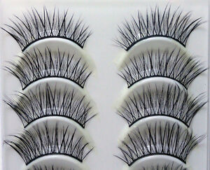 MODEL-21-False-Eyelashes-No-32-10-Pairs-Brand-New