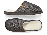 Men slippers size 7