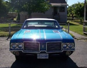 1971 Cutlass Supreme for Sale!!!