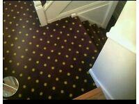 Ulster carpets designer hall/stairs/landing carpet