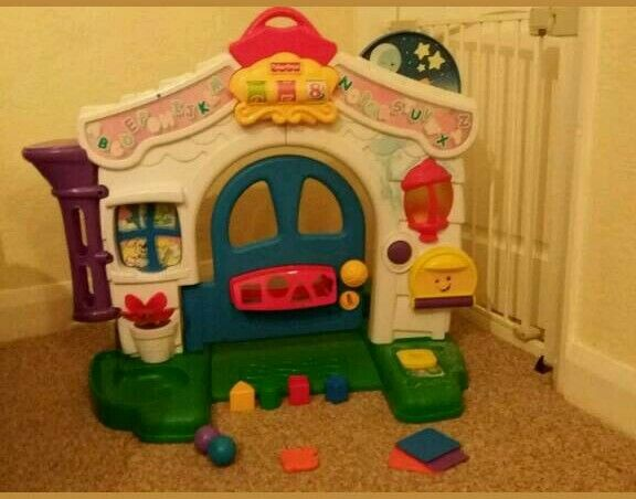 Fisher Price Laugh And Learn House Door In Huddersfield West