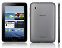 SAMSUNG TABLET TAB 2//3 =-7 INCHES AND 10 INCHES