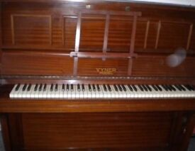 Vyner piano