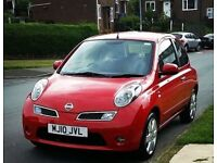 1.2 Nissan Micra GREAT CONDITION