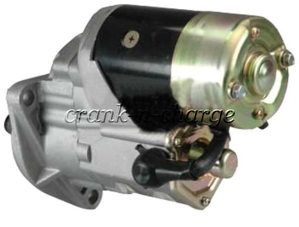6BB1 /& 6B1 ENGINES NEW STARTER FOR ISUZU APPLICATIONS WITH 6BD1