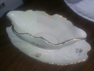 Assorted Serving Ware and China